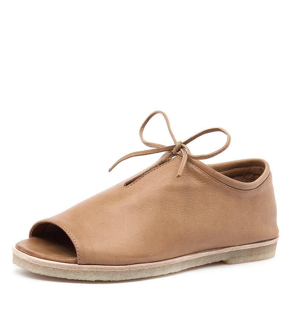 Silent D Jervil Tan Leather at styletread.com.au