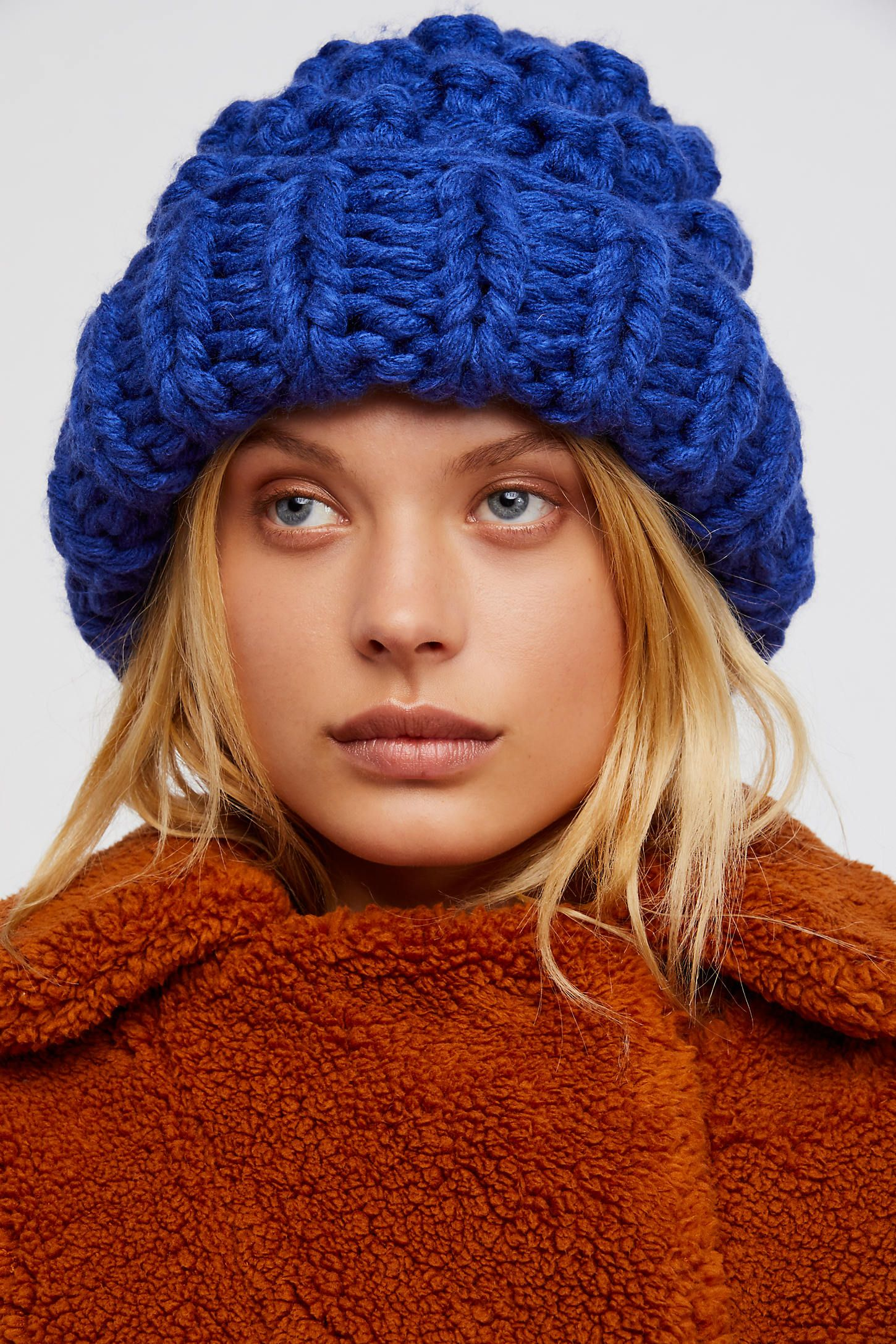 facb0d4c1bb Shop our Chunky Bobble Knit Beanie at Urban Outfitters today. We carry all  the latest styles