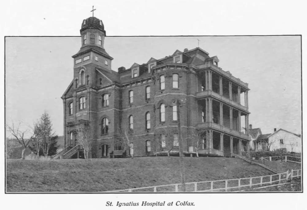 Washington's St. Ignatius Hospital might not be the most famous haunted hospital in the country, but it's one of the most paranormally-active. Here's why: