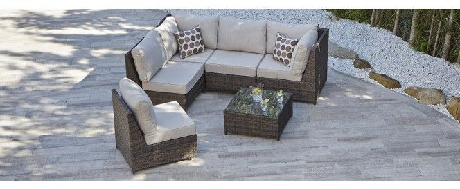 ledbury 11 rattan corner sofa and daybed rattangardenfurniture outdoorliving garden