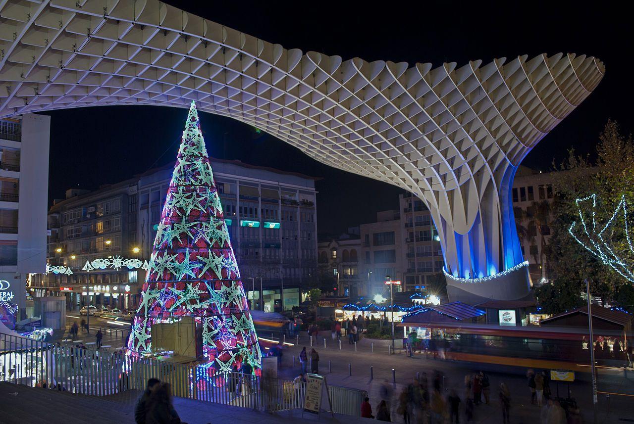 Mercado de la Plaza Nueva (Sevilla)