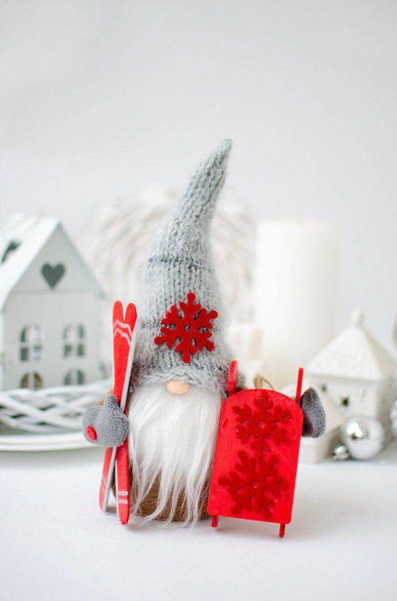 Gnomes Noël famille de gnomes Chef Gnome Nisse personnalisé poupée personnalisée poupée Doll famille Cyber semaine vente vendredi noir Noël #christmasgnomes