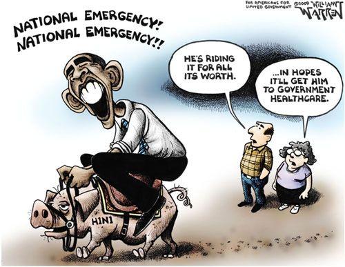 healthcare satire