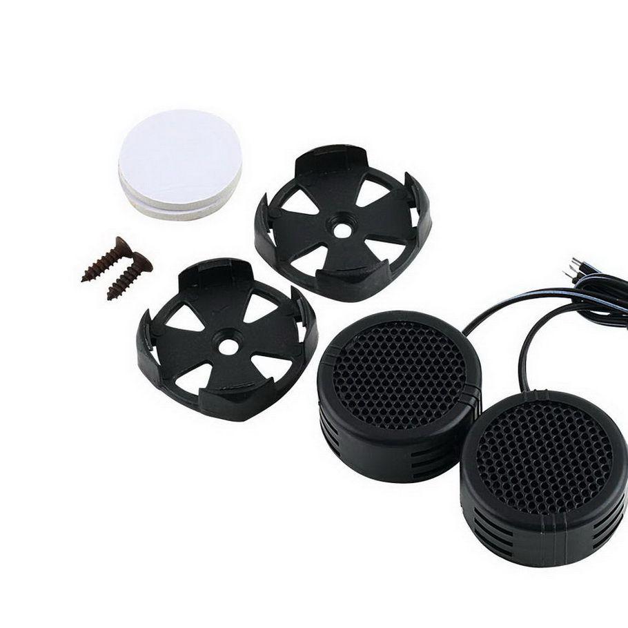 2016 Universal High Efficiency 2x Car Mini Dome Tweeter Loudspeaker Loud Speaker Super Power Audio Auto Sound Hot Sale Tweeter Speaker Car Speakers Loudspeaker