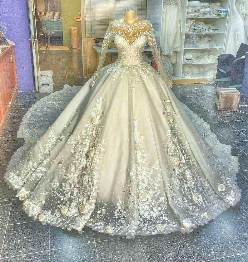 Pin von Bettina Harter auf Hochzeit   Wedding dresses ...
