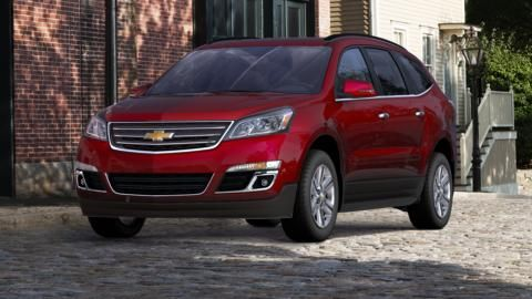 Build Your Own Vehicle Summary Mid Size Suv Crossover Suv Chevrolet Traverse