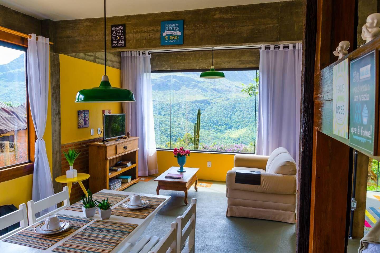Loft Aconchego Da Serra Em Itatiaia Lofts Para Alugar Em Minas