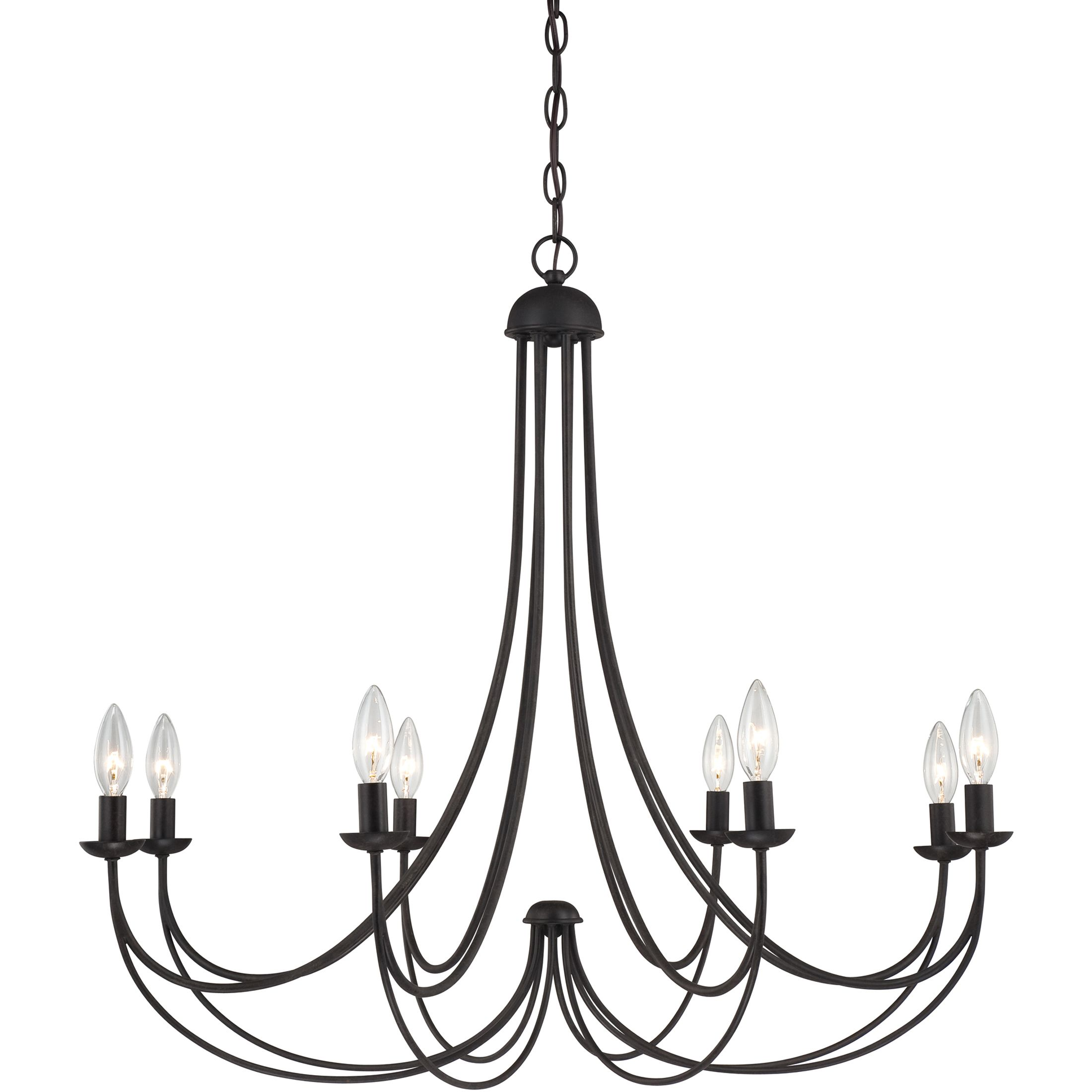 Morning Room Quoizel Mrn Ib Chandelier Imperial Bronze