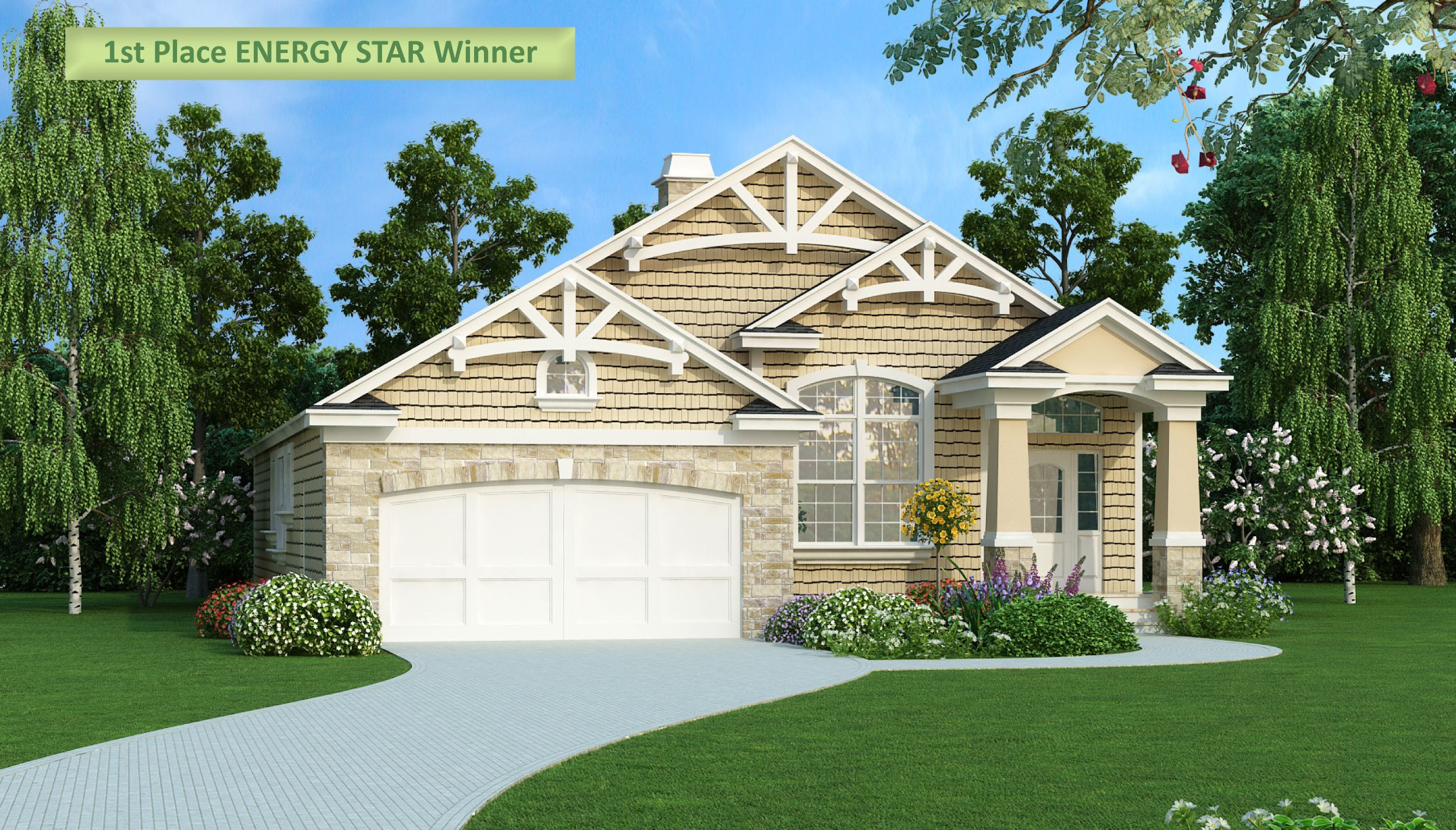 View the house designers 39 1st place winner of its 2012 for Thehousedesigners com home plans