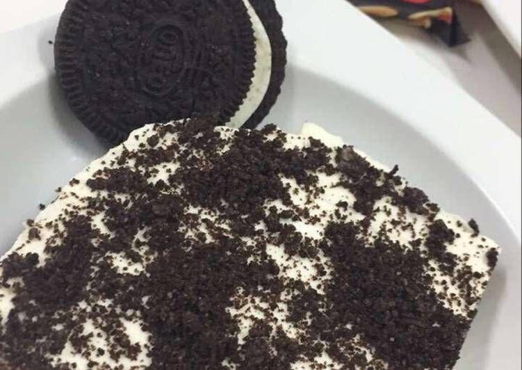حلى الاوريو بالصور من Joooody Recipe Food Desserts Brownie