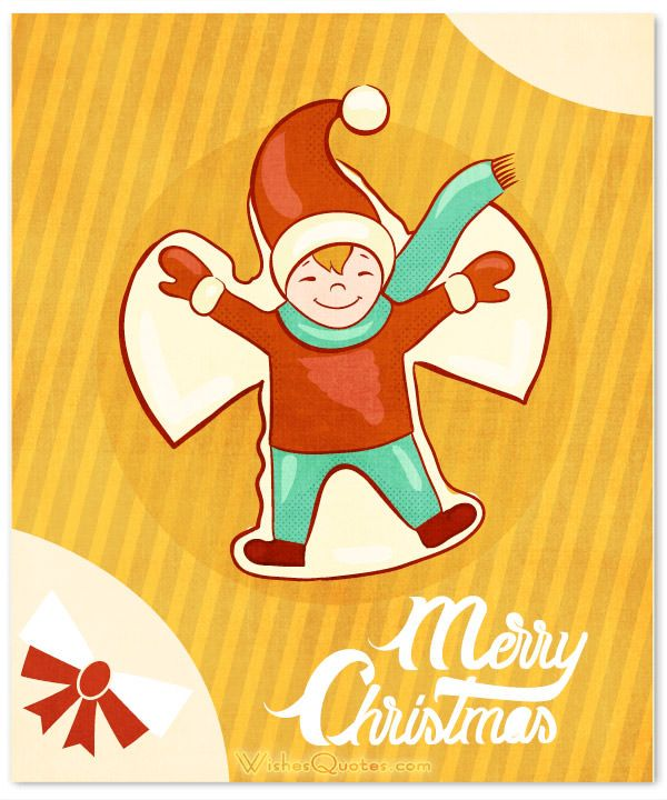 Christmas Messages for Kids | Christmas blessings, Christmas ...