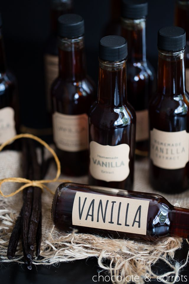 Homemade Vanilla Extract As Wedding Favors Weddings Pinterest