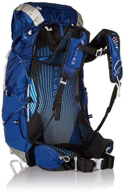 Sport e tempo libero Zaini da trekking Osprey Exos 38 Mens Lightweight Hiking Pack