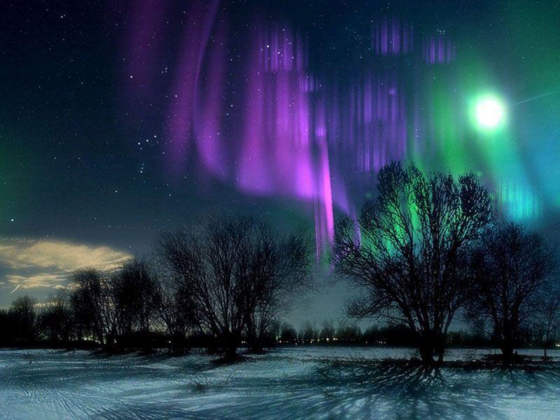 Mind einmal die Polarlichter sehen *-* Where I want to go - new blueprint alberta northern lights