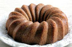 Low-Carb Cinnamon Bundt Cake