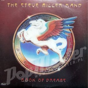 THE STEVE MILLER BAND BOOK OF DREAMS  SO-11630