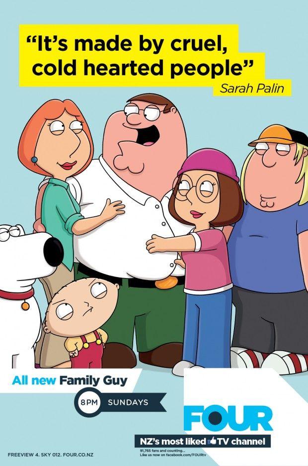 Smart Ad For Family Guy Family Guy Episodes Family Guy Tv