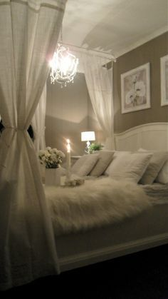 DIY Canopy Bed Using Pvc Pipe And Fabric. LOVE ♥ To Bad I Have To