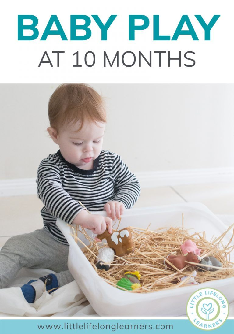 Baby Play at 10 Months - Little Lifelong Learners