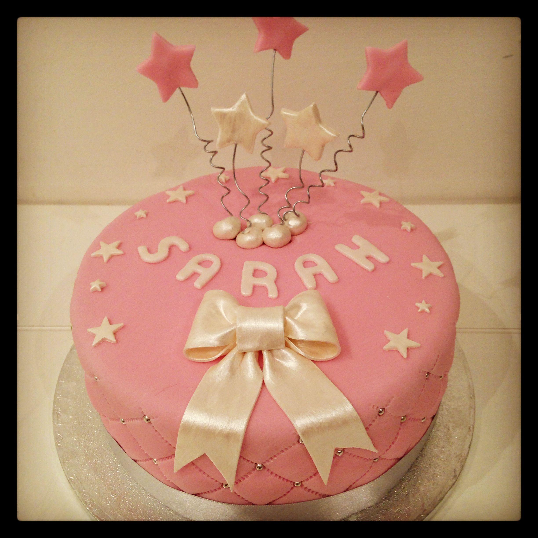 Happy Birthday Sarah Cake Design Pinterest Happy