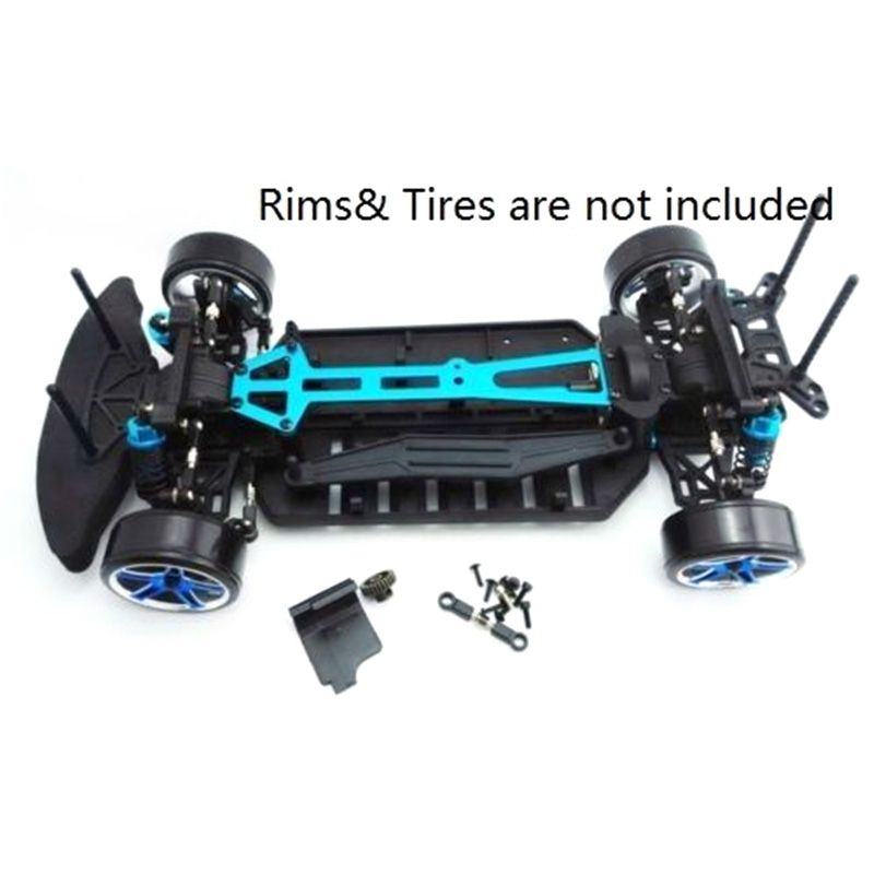 1/10 Plastic Body Frame For HPI 1:10 RC RTR Pro HSP Racing On-Road ...