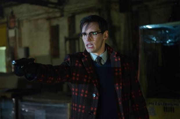 Gotham: será que Gordon pode confiar em Nygma? - http://popseries.com.br/2016/04/11/gotham-2-temporada-into-the-woods/
