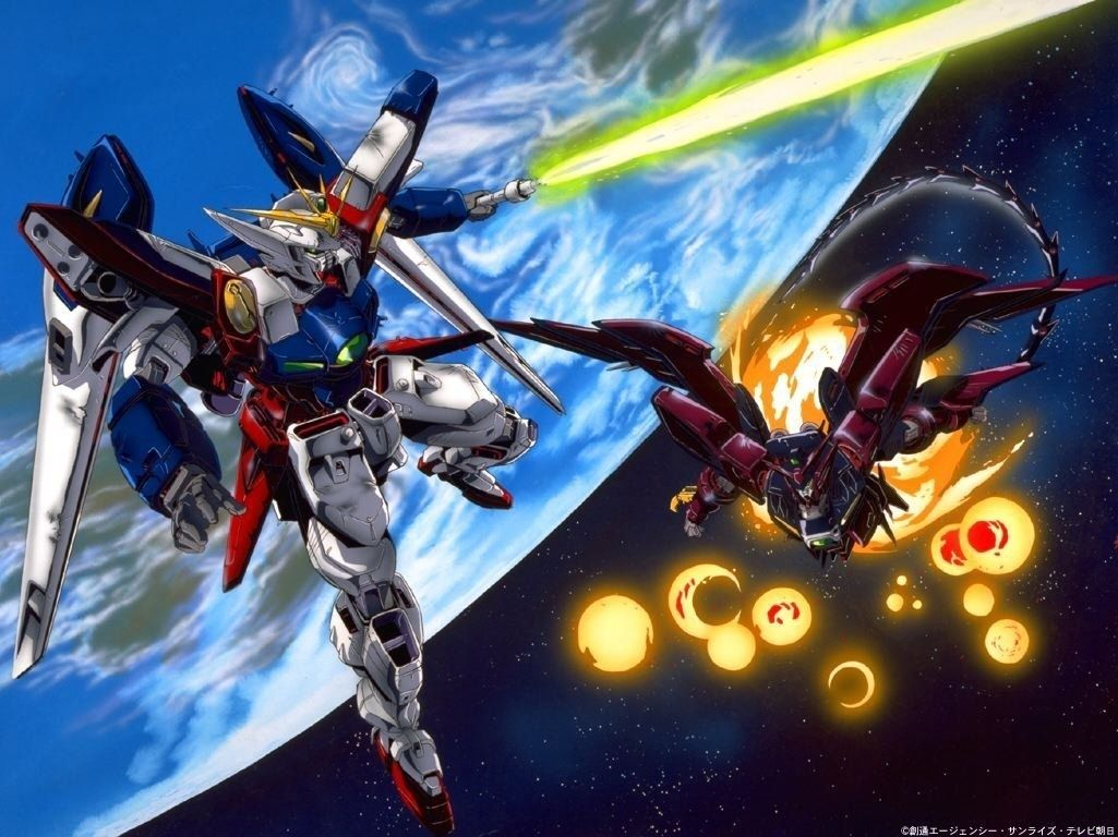 10 Top Gundam Wing Wallpaper Hd Full Hd 1920 1080 For Pc Desktop Gundam Wing Wings Wallpaper Gundam Wallpapers