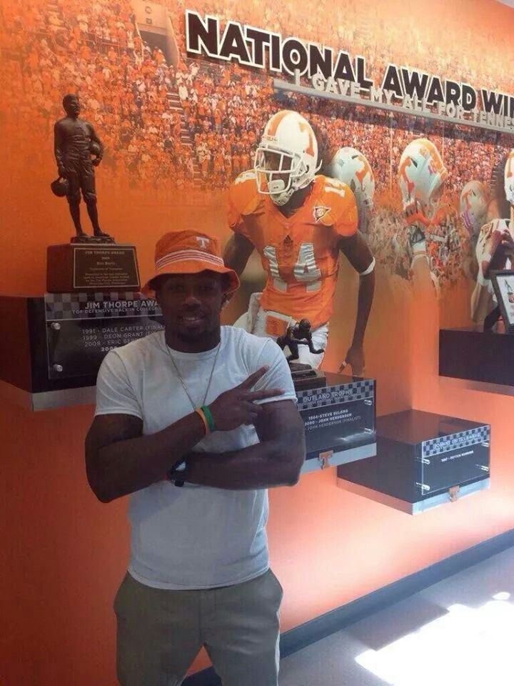 Eric berry vfl tennessee volunteers football tennessee