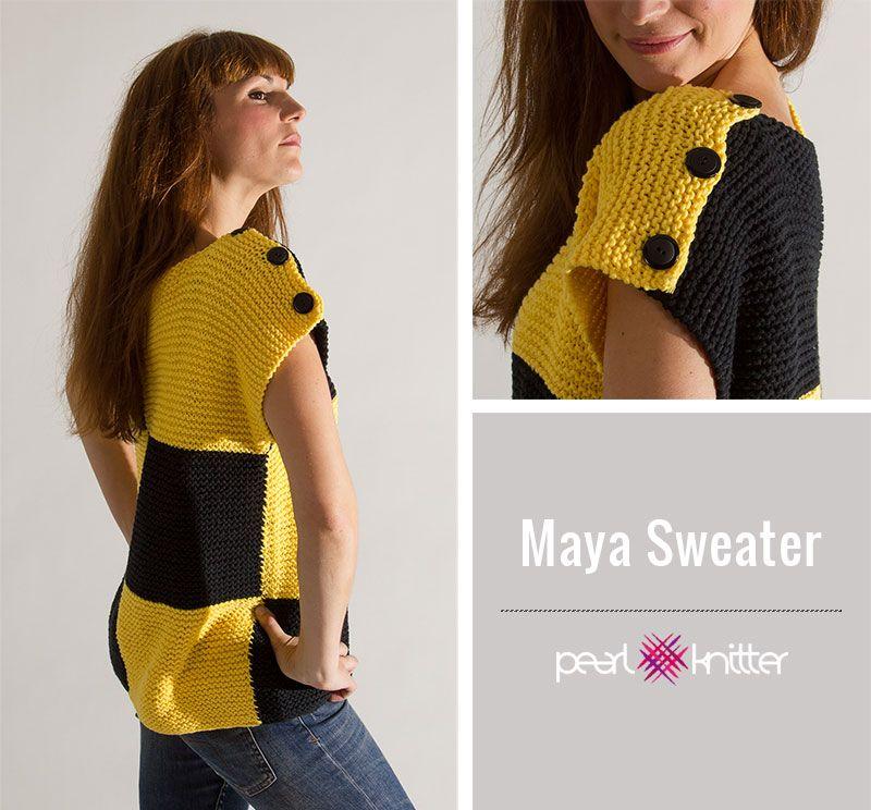 tejer patrones de verano en algodón | Knitting & Crocheting ...