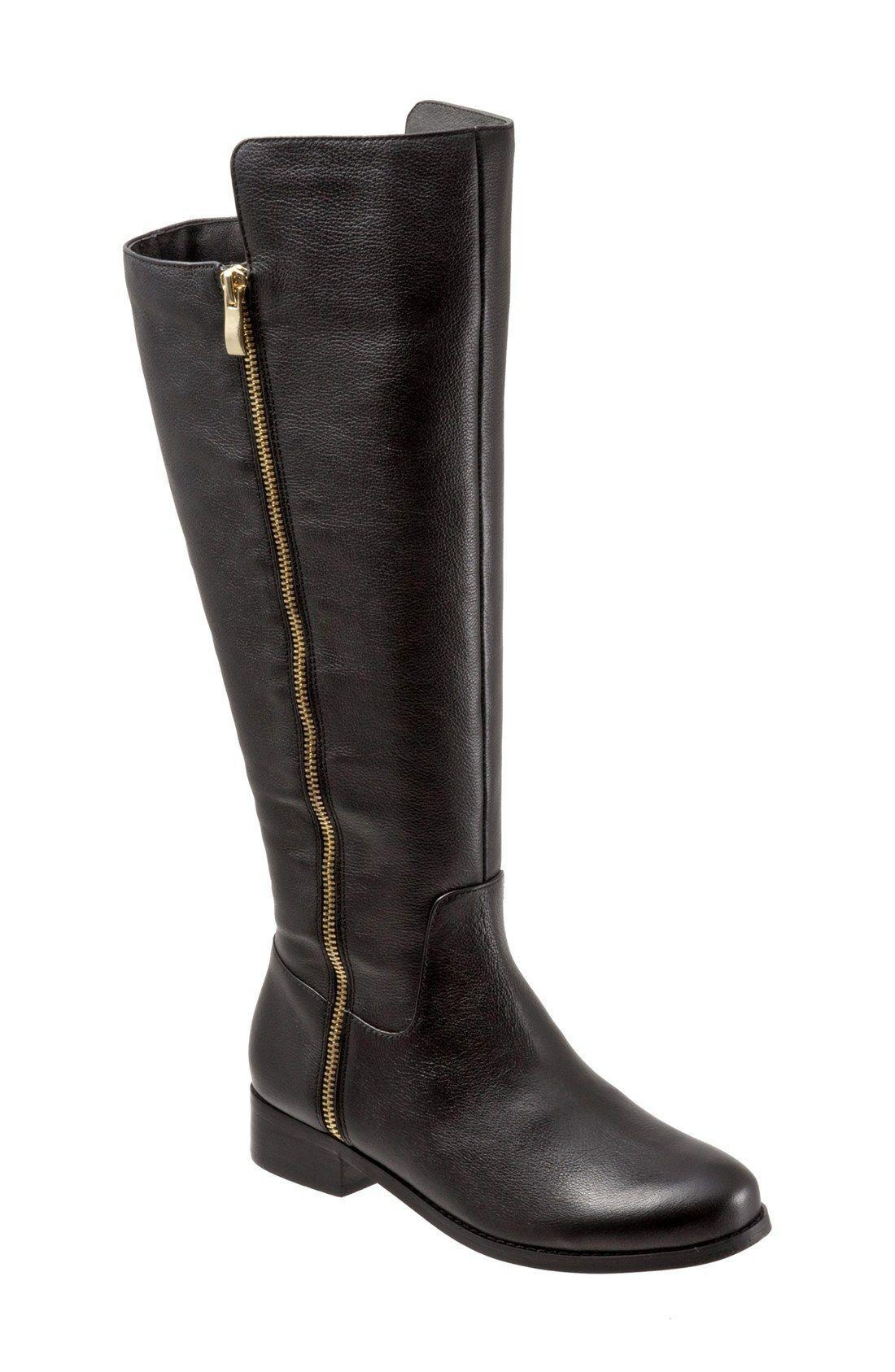 5efca1119ab Trotters  Larule  Tall Boot (Women) (Regular   Wide Calf)