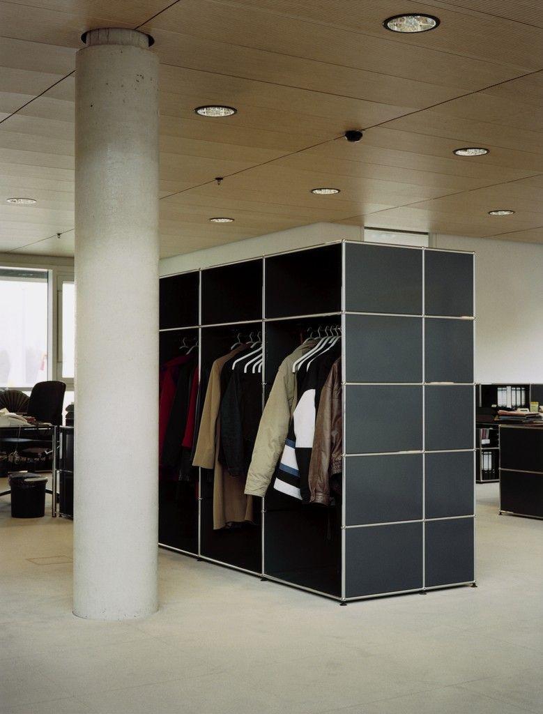USM Haller Wardrobe | Closet | Pinterest | Wardrobes, Bedrooms and ...