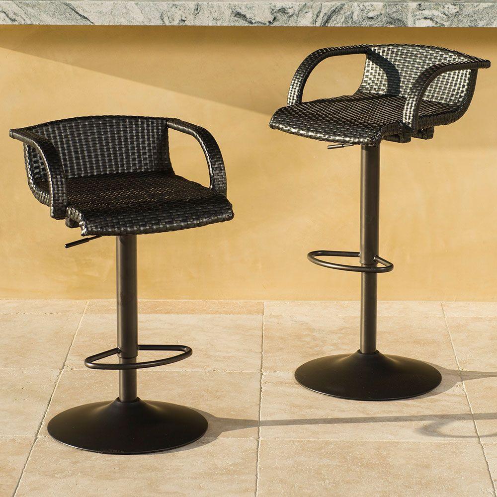 portofino bar stools Portofino Comfort 2pk Air Lift