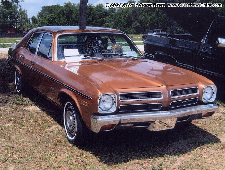 1972 Pontiac Ventura An Unkillable Tank Of A Car With Insane Power From The 350 V8 Unfortunately Its Brakes Were About Pontiac Ventura Pontiac Classic Cars