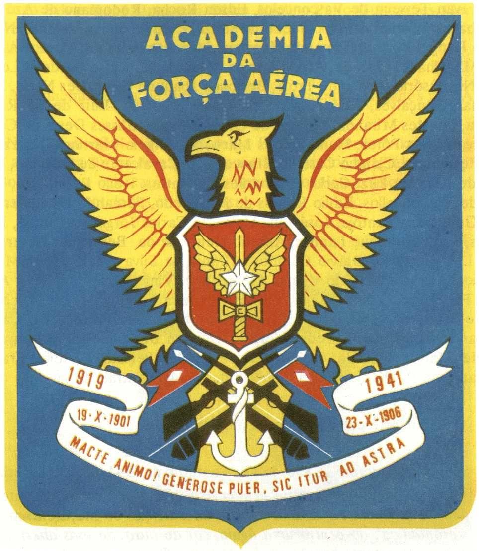 Carlos Machado Força aerea, Força aerea brasileira