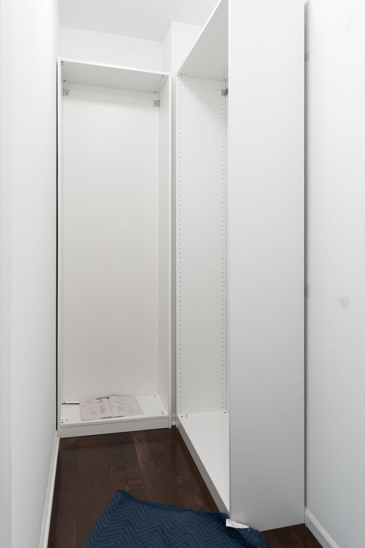 Closet Reveal Ikea Pax Tips
