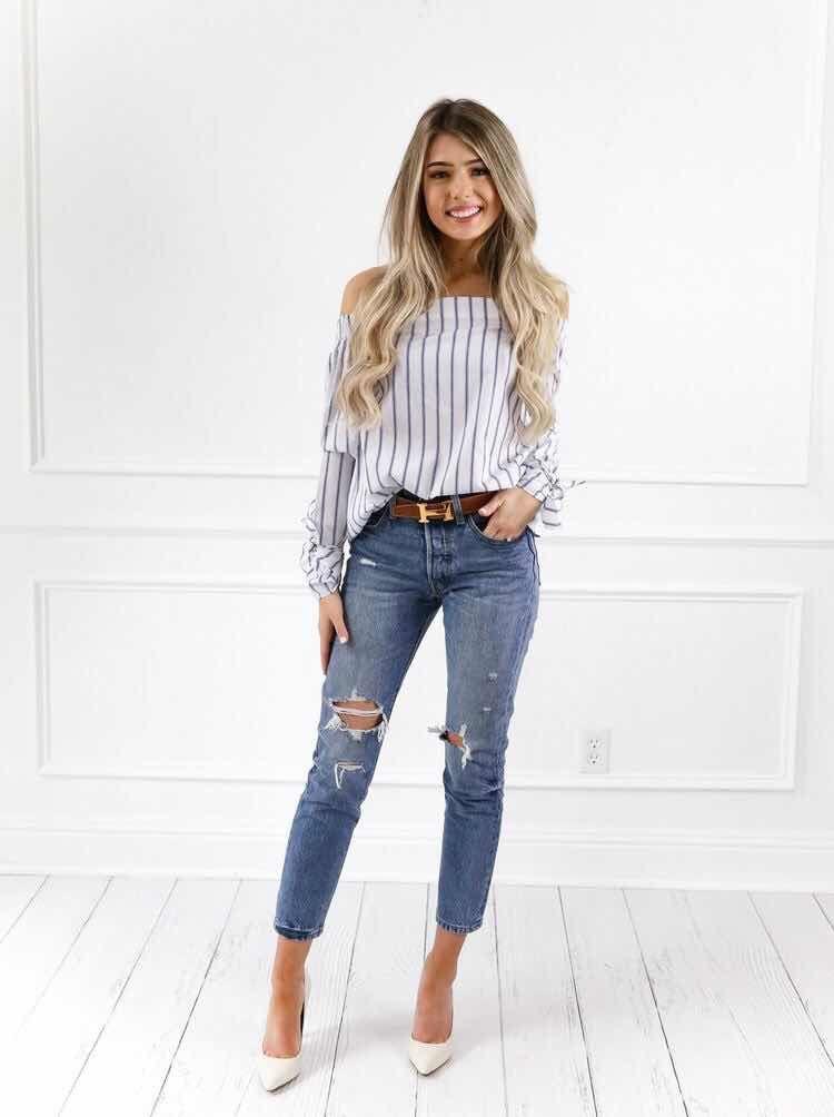47 Outfits Casuales Para Que Luzcas Guapa Y A La Moda