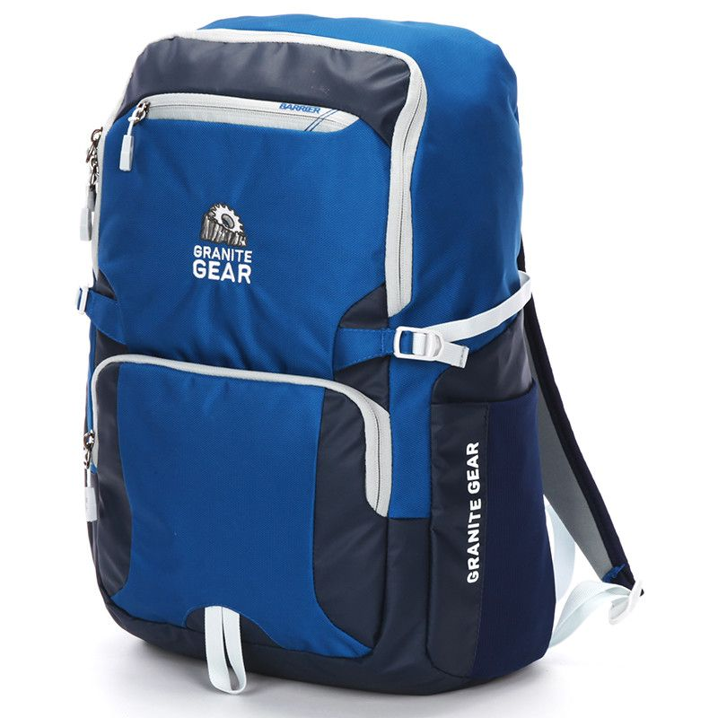 a2cb103ccd Vodě odolný modrý cestovní a školní batoh - Granite Gear 7055 ...
