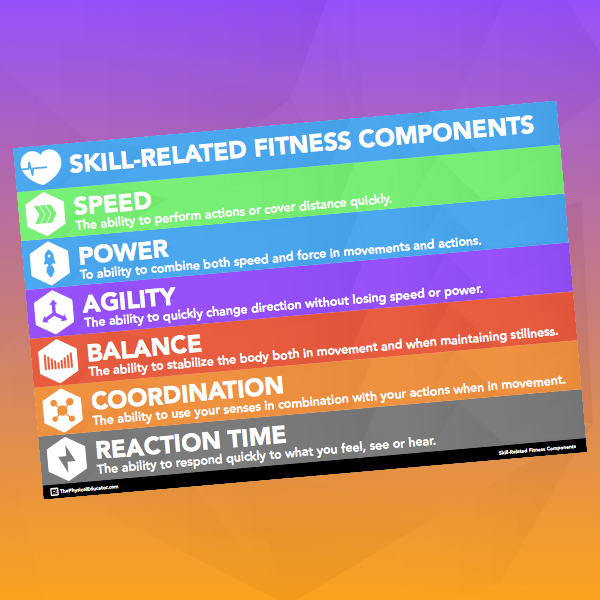 PE Resources and Visuals | Physical education teacher ...