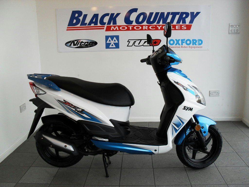 SYM JET 50 cc - http://motorcyclesforsalex.com/sym-jet-50-cc/