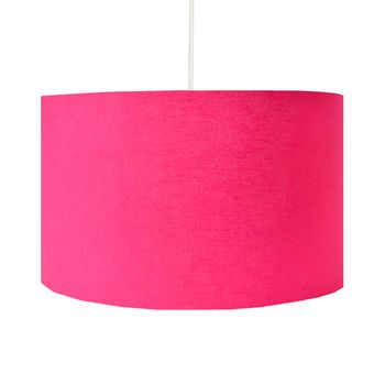 Handmade hot pink lamp shade pinterest pink lamp shade and handmade hot pink lamp shade aloadofball Images
