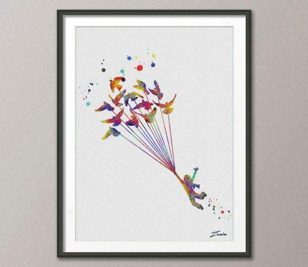 tableau chambre bébé : 23 oeuvres que vous allez adorer !   creativity