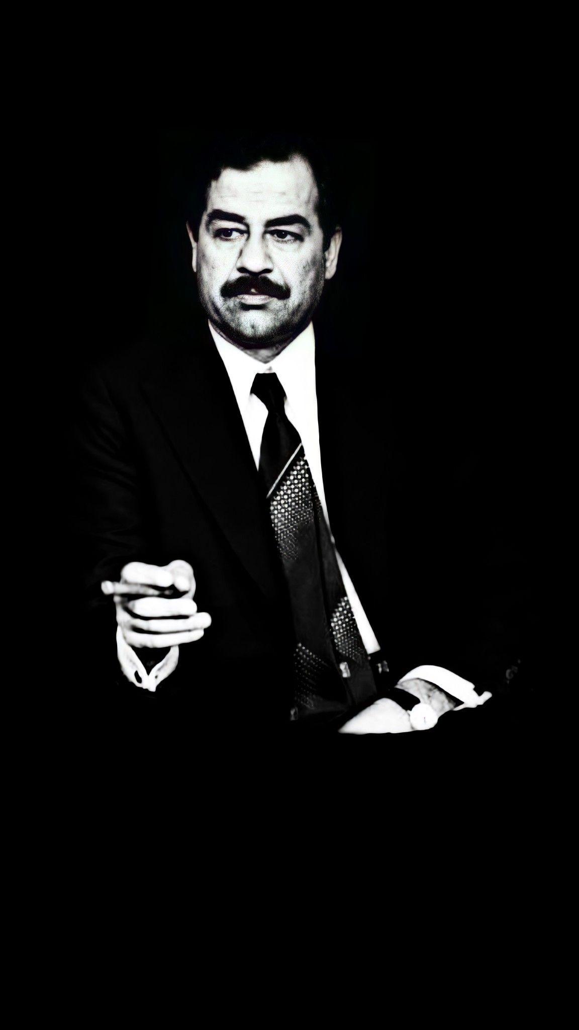 صدام حسين صورة خلفية Saddam Hussein Creative Instagram Photo Ideas Iraqi President Baghdad