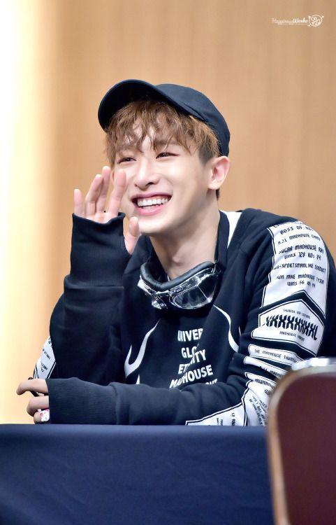 Monsta X Wonho © happiness | do not edit.