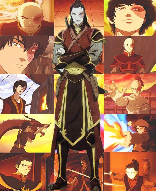 Team Avatar: Prince Zuko