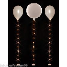 Balloon lights! How pretty would this look?!
