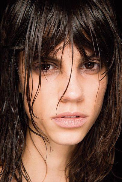 Pony Frisur Im Makeover Brav War Gestern Makeup Pinterest