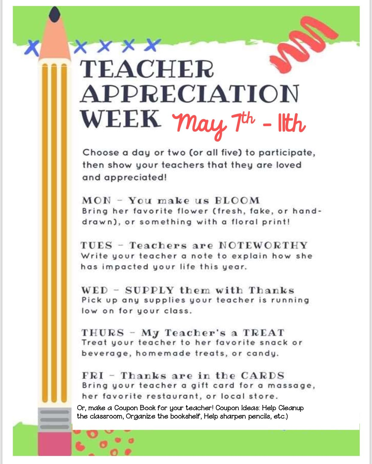 related image  teacher appreciation teacher appreciation