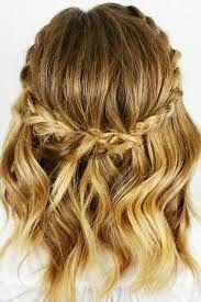 resultado de imagem para penteados para cabelos curtos com