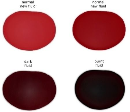 Check Transmission Fluid >> What Color Is Transmission Fluid Various Transmission