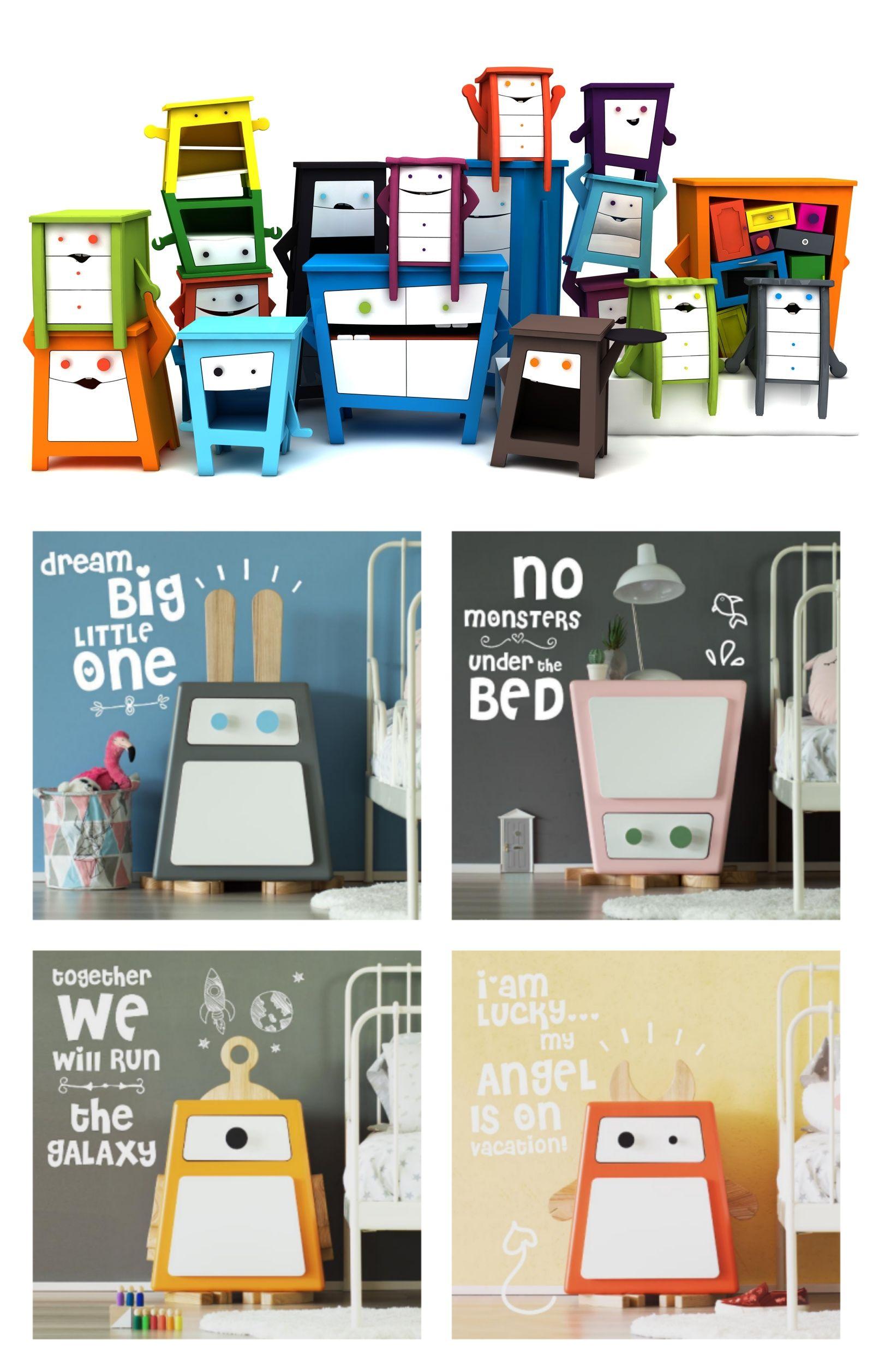 Mobelebt, muebles felices para niños | Para niños, Feliz y Muebles ...